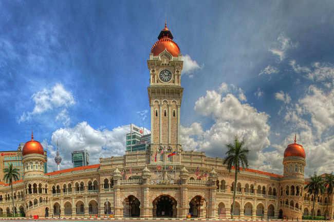 Sultan Abdul Samad Building Kuala Lumpur Get The Detail Of Sultan Abdul Samad Building On Times Of India Travel