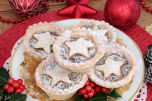 Special Christmas Mince Pie