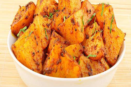 Potato Bhaji