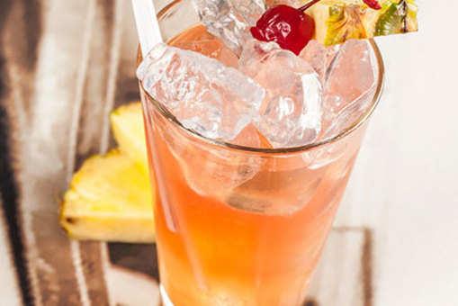 Pineapple Ginger Lemonade
