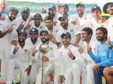India win third New Zealand Test
