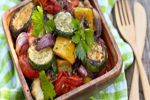 Stir Fried Salad