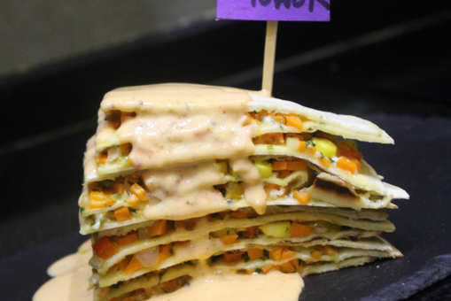 Trump Tower - Quesadilla