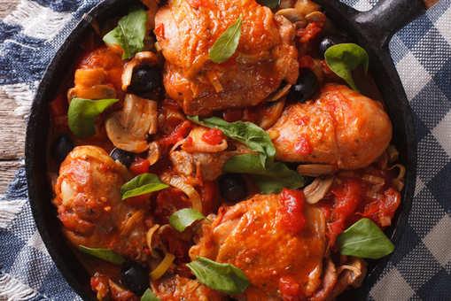 Walnut Basil Chicken