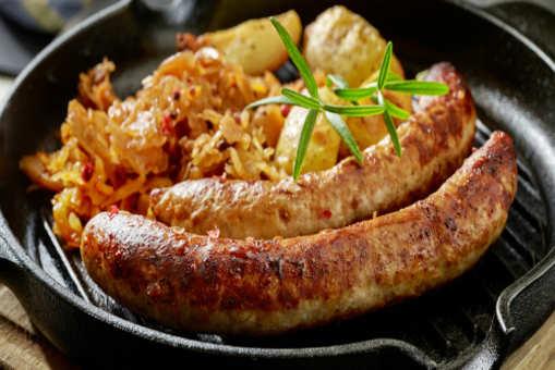 German Style Pork Krakauer
