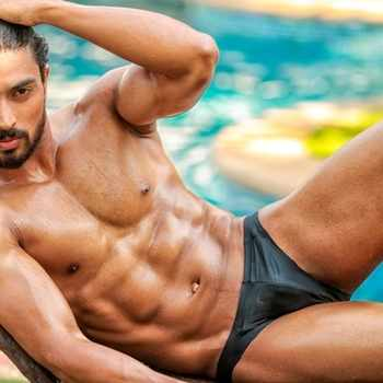 Madhu Mohan - 2016 - Mr  India - Mr  India - Beauty Pageants