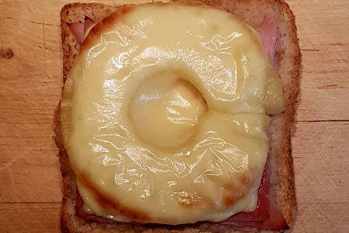 Pineapple Sandwich