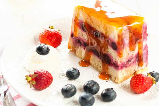 Layered Summer Pudding