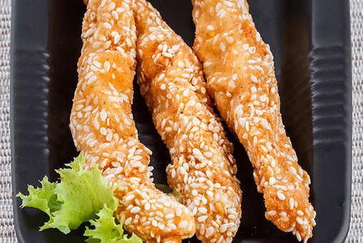 Sesame Fish Finger