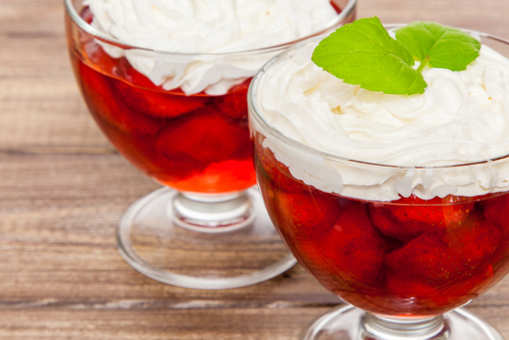 Whipped Fruit Jelly