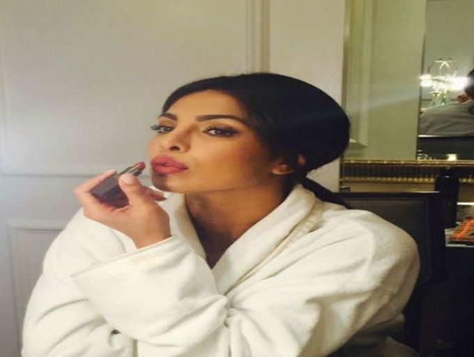 10 Times Priyanka Chopra Gave Us Lipstick Goals In 2016 The Times Of India