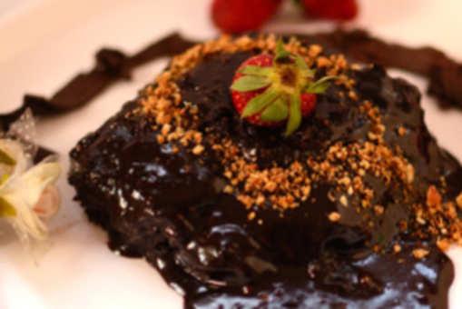 Chocolate Fudge Pudding