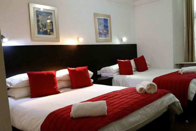 Charing Cross Guest House, Glasgow - Get Charing Cross Guest House