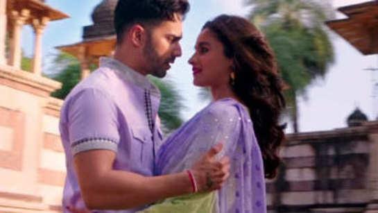 Badrinath Ki Dulhania: 'Humsafar' song