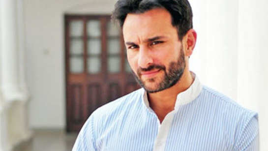 In Gstaad, a French guy at the bar told me not to tell anyone I'm a Muslim: Saif