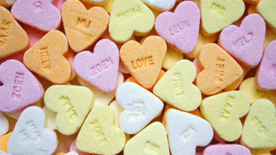 Love foods for a romantic V-day