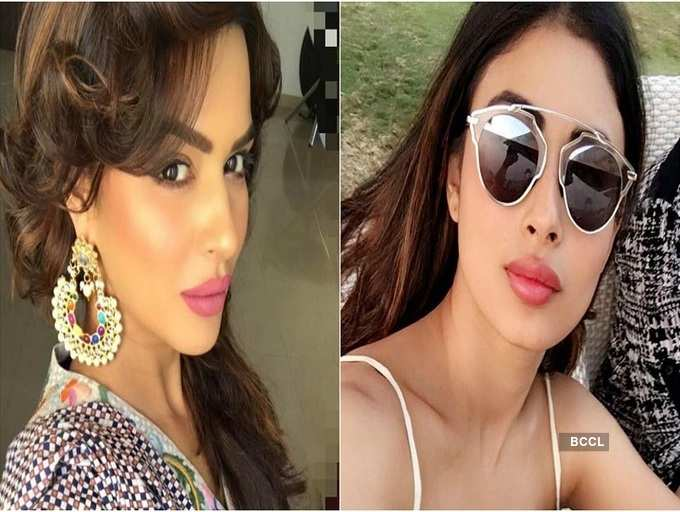 Mouni Roy, Aashka Goradia: TV celebs who have gone under the knife