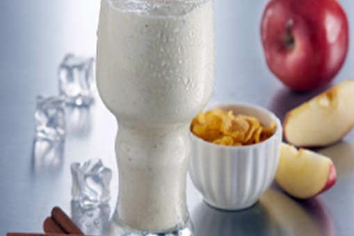 Apple Cinnamon Soya Shake