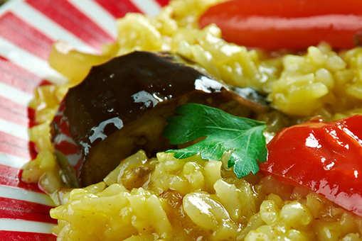 Brinjal Rice