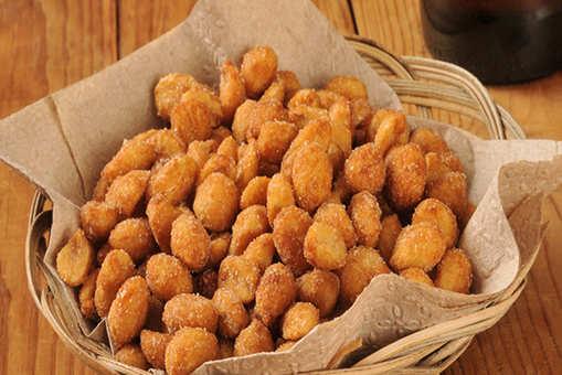 Fried Hung-Curd Peanuts