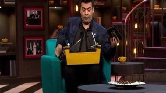 Koffee With Karan Season 5: Karan Johar reveals what's inside the hamper