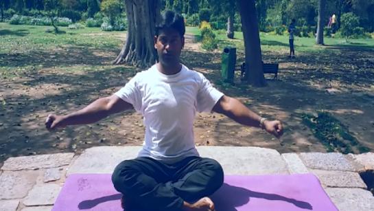 Stones tonsil yoga for menu