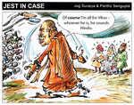 Yogi Adityanath's development agenda