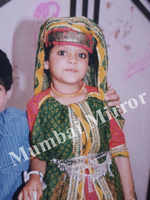 Exclusive childhood photos of Palak Muchhal