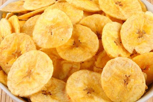 Ethakka Upperi (Banana Chips)