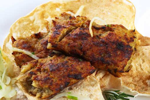 Potato Kebab