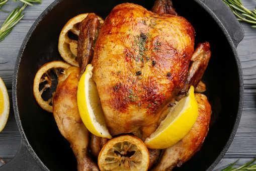 Goan Roast Chicken