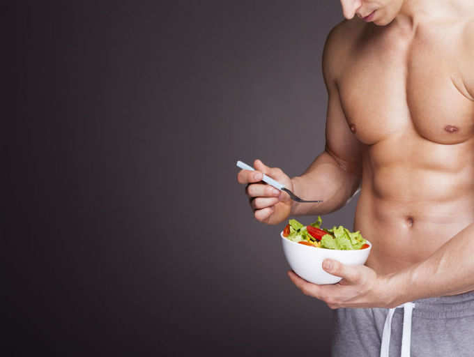 Your diet plan to get six pack abs | The Times of India