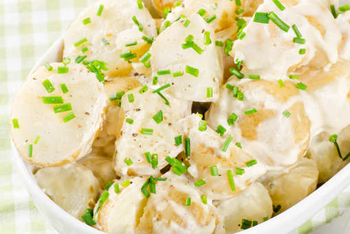 English Potato Salad