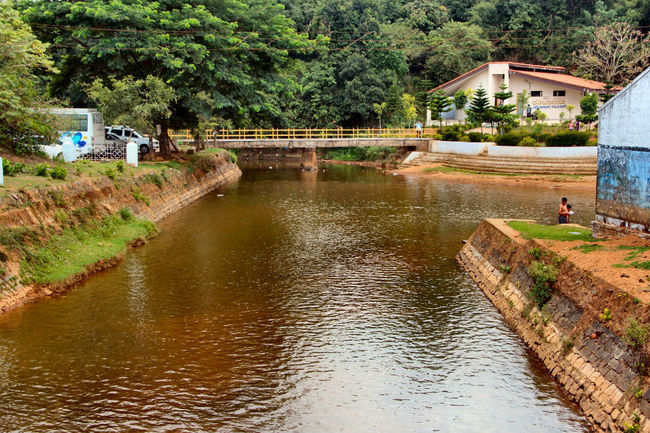 Image result for Photos of Triveni Sangama Coorg