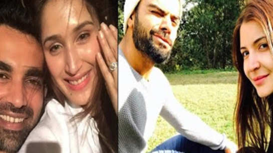 Zaheer engaged to Sagarika; more Bollywood beauties who bowled over cricketing legends