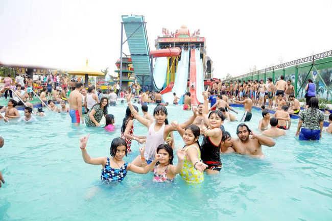 Splash Water Park Delhi