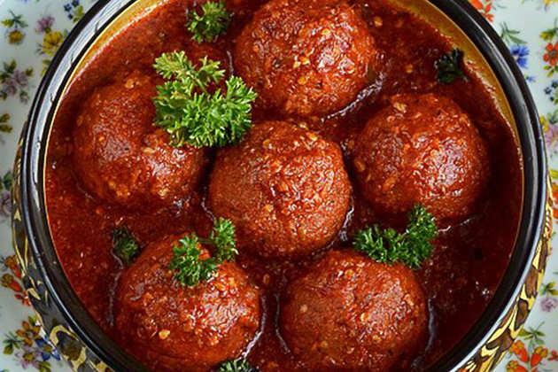 Vegan Meatballs 10
