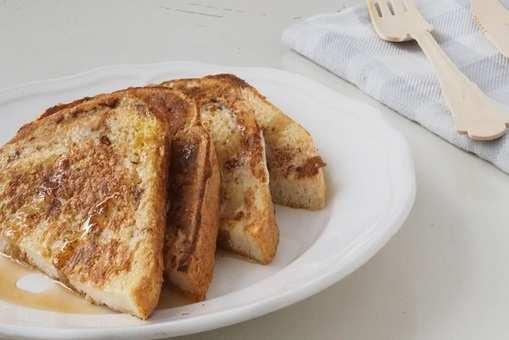 Sweet Bread Toast