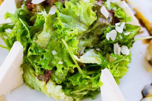 Pear Feta Salad