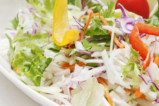 Mooli Lachha salad