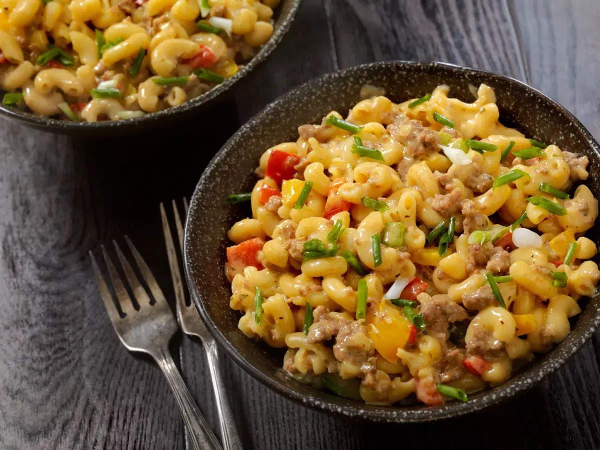 Macaroni Recipe: How to Make Macaroni Recipe  Homemade Macaroni Recipe -  Times Food