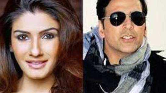 Raveena Tandon, Akshay Kumar to reunite for a show?