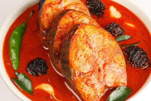 Tamarind Sauce Fish Curry