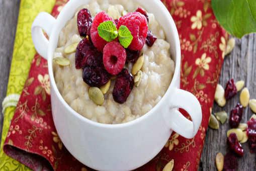 Cornmeal & Berry Dessert