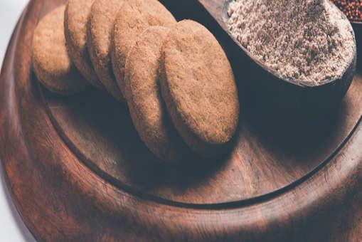 Ragi Nankhatai Biscuit