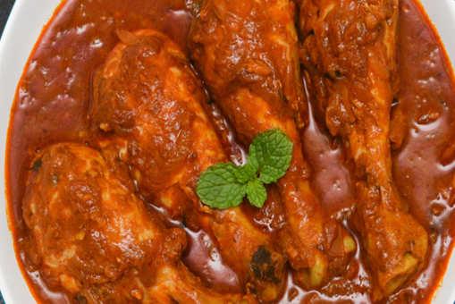 Bengali-Style Chicken