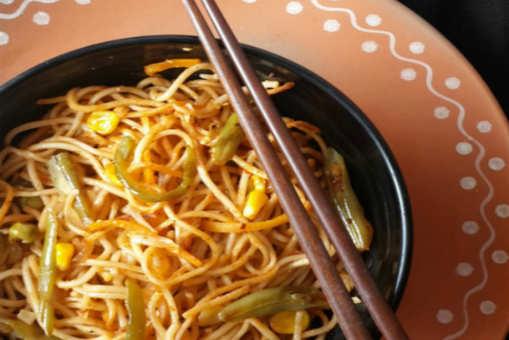 Chilli Butter Garlic Noodles