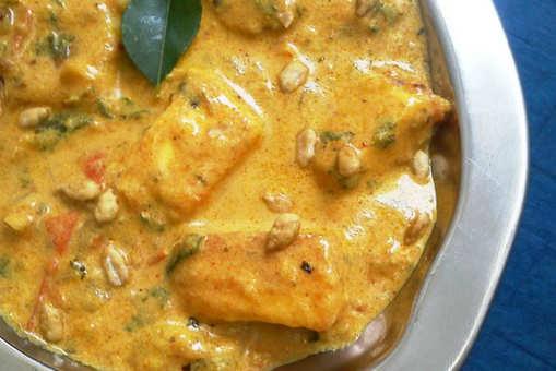 Paneer Cream Curry