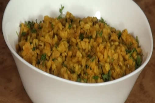 Moong Dal Stir Fry