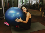Get in shape- the celeb way!